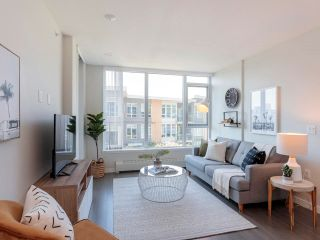 """Photo 10: 506 3281 E KENT AVENUE NORTH in Vancouver: South Marine Condo for sale in """"RHYTHM"""" (Vancouver East)  : MLS®# R2601108"""