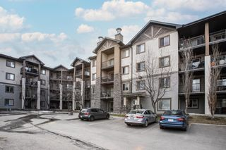 Main Photo: 1225 8 BRIDLECREST Drive SW in Calgary: Bridlewood Apartment for sale : MLS®# A1092319