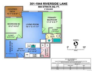 Photo 12: 301 1944 Riverside Lane in : CV Courtenay City Condo for sale (Comox Valley)  : MLS®# 878223
