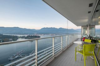 """Photo 29: 3706 1011 W CORDOVA Street in Vancouver: Coal Harbour Condo for sale in """"Fairmont Residences"""" (Vancouver West)  : MLS®# R2597737"""