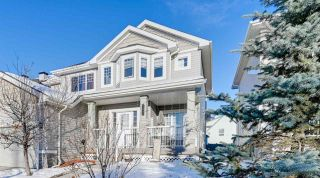 Photo 2: 1541 RUTHERFORD Road in Edmonton: Zone 55 House Half Duplex for sale : MLS®# E4228233