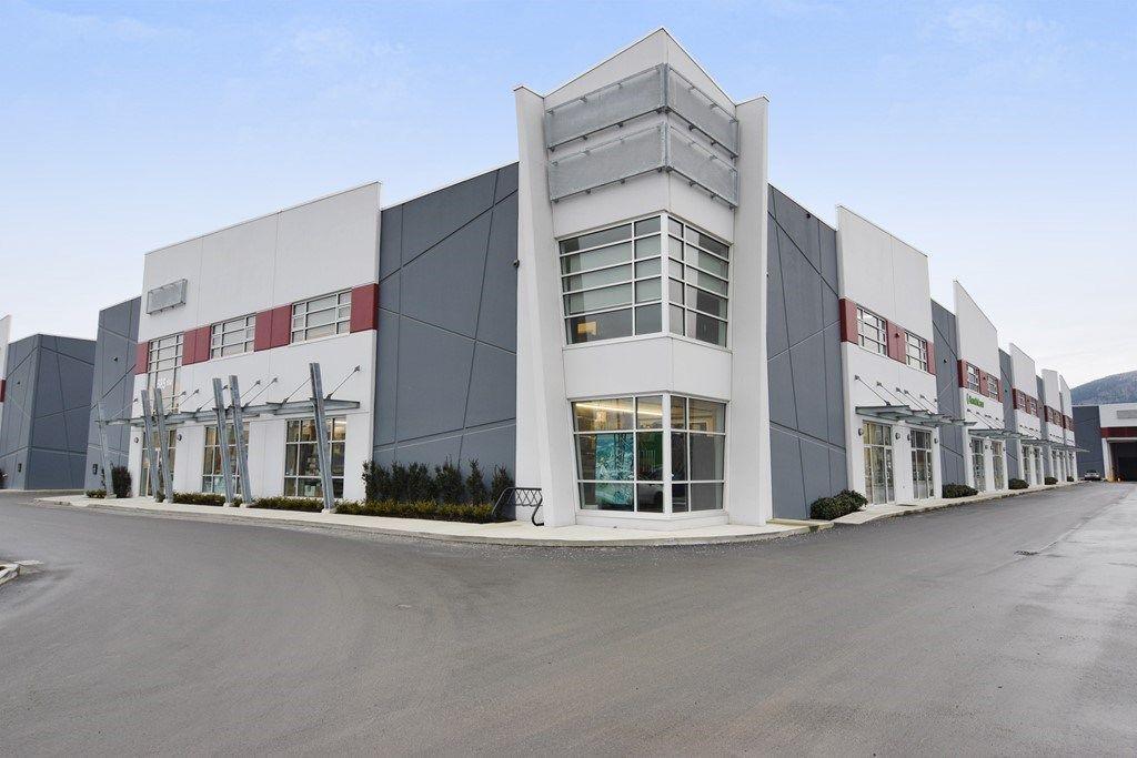 Main Photo: 1108 & 1116 585 SEABORNE AVENUE in Port Coquitlam: Industrial for sale : MLS®# C8016338
