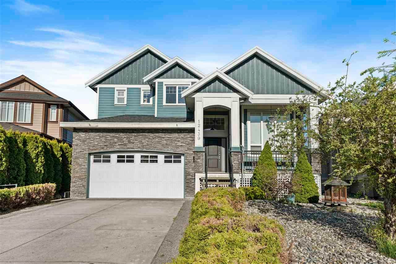 "Main Photo: 12439 201 Street in Maple Ridge: Northwest Maple Ridge House for sale in ""McIvor Meadows"" : MLS®# R2569117"