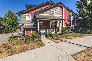 "Photo 1: 17 6838 BAKER Road in Delta: Sunshine Hills Woods Townhouse for sale in ""D'Anjou"" (N. Delta)  : MLS®# R2189492"