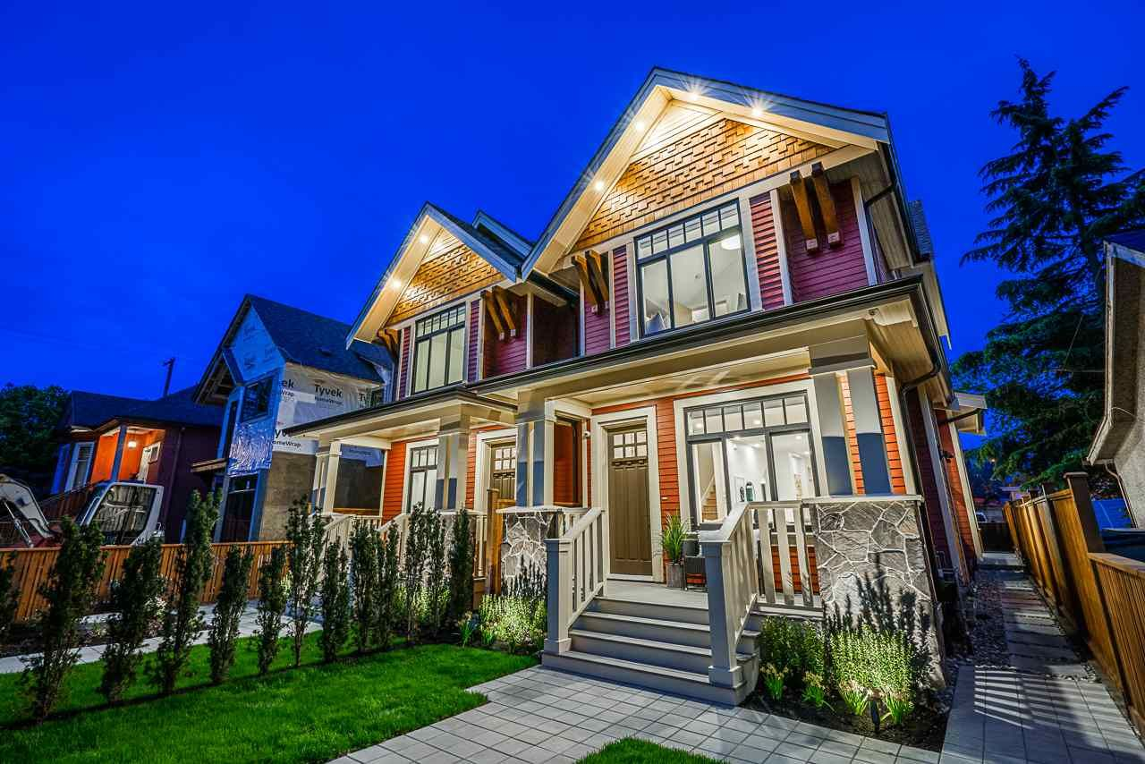 Main Photo: 372 E 16TH AVENUE in Vancouver: Main 1/2 Duplex for sale (Vancouver East)  : MLS®# R2463791