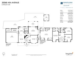 """Photo 34: 20068 41A Avenue in Langley: Brookswood Langley House for sale in """"Brookswood"""" : MLS®# R2558528"""