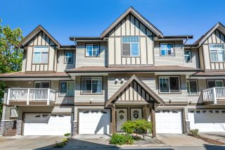 """Photo 1: 34 15133 29A Avenue in Surrey: King George Corridor Townhouse for sale in """"STONEWOOD"""" (South Surrey White Rock)  : MLS®# R2614800"""