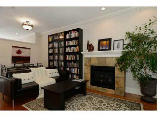 """Photo 2: 692 W 13TH Avenue in Vancouver: Fairview VW Townhouse for sale in """"FAIRVIEW"""" (Vancouver West)  : MLS®# V1005394"""