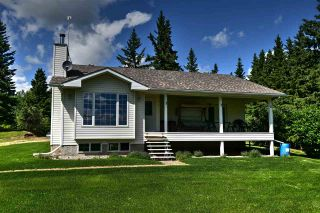 Photo 1: 59327 Rng Rd 123: Rural Smoky Lake County House for sale : MLS®# E4206294