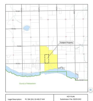 Photo 6: rr 273 twp 481: Rural Leduc County Rural Land/Vacant Lot for sale : MLS®# E4236709