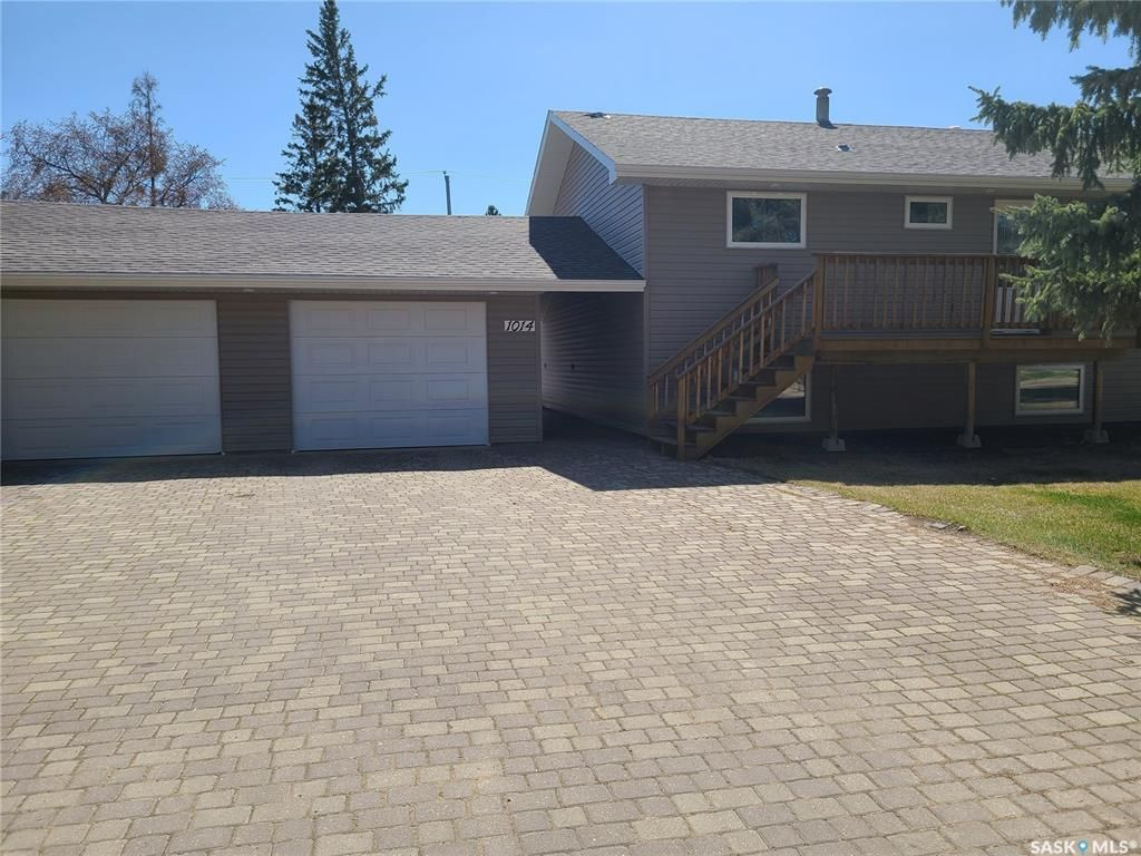 Main Photo: 1014 106th Avenue in Tisdale: Residential for sale : MLS®# SK854032