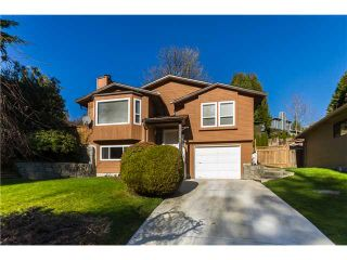 Photo 1: 1277 FALCON Drive in Coquitlam: Upper Eagle Ridge House for sale : MLS®# V1107288