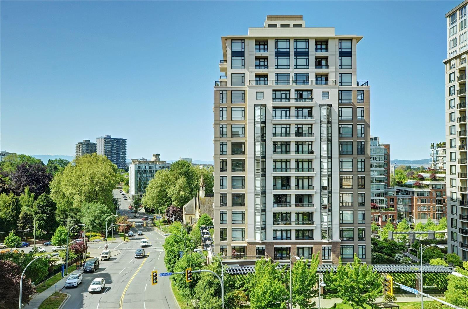 Main Photo: 1102 788 Humboldt St in : Vi Downtown Condo for sale (Victoria)  : MLS®# 884234