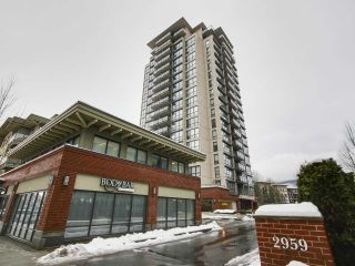 "Photo 1: 203 2959 GLEN Drive in Coquitlam: North Coquitlam Condo for sale in ""THE PARC"" : MLS®# R2138070"
