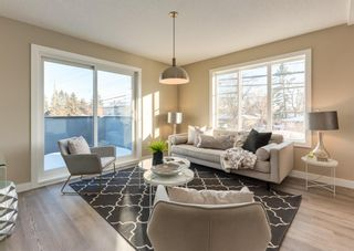 Photo 13: 1956 19 Street NW in Calgary: Banff Trail Row/Townhouse for sale : MLS®# A1071030