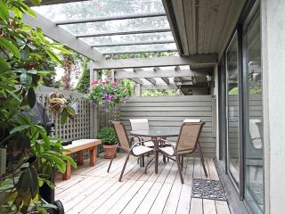 Photo 20: 1803 GREER Avenue in Vancouver: Kitsilano Townhouse for sale (Vancouver West)  : MLS®# V904936