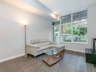 """Photo 2: 106 5033 CAMBIE Street in Vancouver: Cambie Condo for sale in """"35 PARK WEST"""" (Vancouver West)  : MLS®# R2621490"""