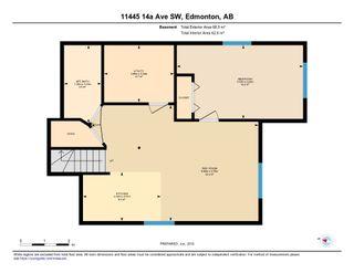 Photo 49: 11445 14A Avenue in Edmonton: Zone 55 House for sale : MLS®# E4236004
