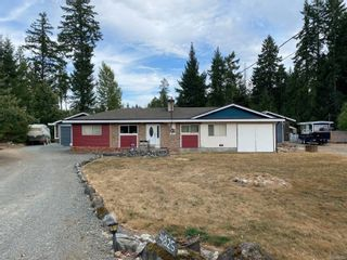 Main Photo: 4825 Waters Rd in : Du Cowichan Station/Glenora House for sale (Duncan)  : MLS®# 885244