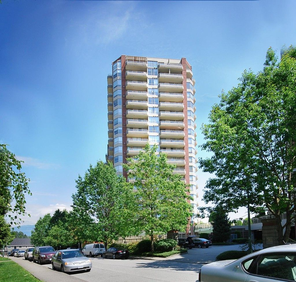 """Main Photo: 905 738 FARROW Street in Coquitlam: Coquitlam West Condo for sale in """"THE VICTORIA"""" : MLS®# V1129262"""