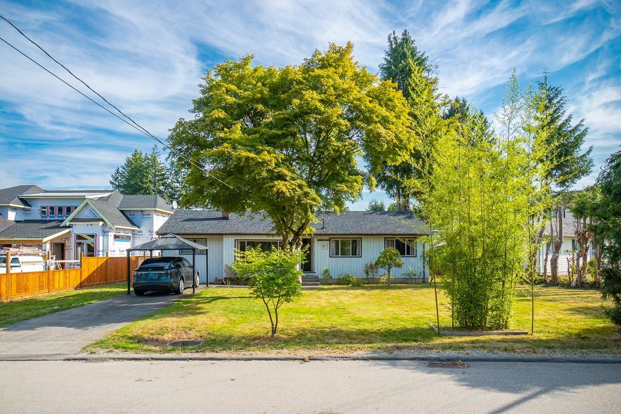 Main Photo: 14933 GLEN AVON Drive in Surrey: Bolivar Heights House for sale (North Surrey)  : MLS®# R2612505