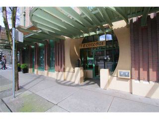 """Photo 2: 206 1 E CORDOVA Street in Vancouver: Downtown VE Condo for sale in """"CARRALL STATION"""" (Vancouver East)  : MLS®# V820385"""