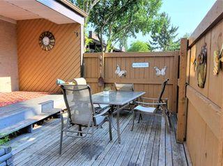 Photo 28: 7118 178 Street in Edmonton: Zone 20 Townhouse for sale : MLS®# E4253890