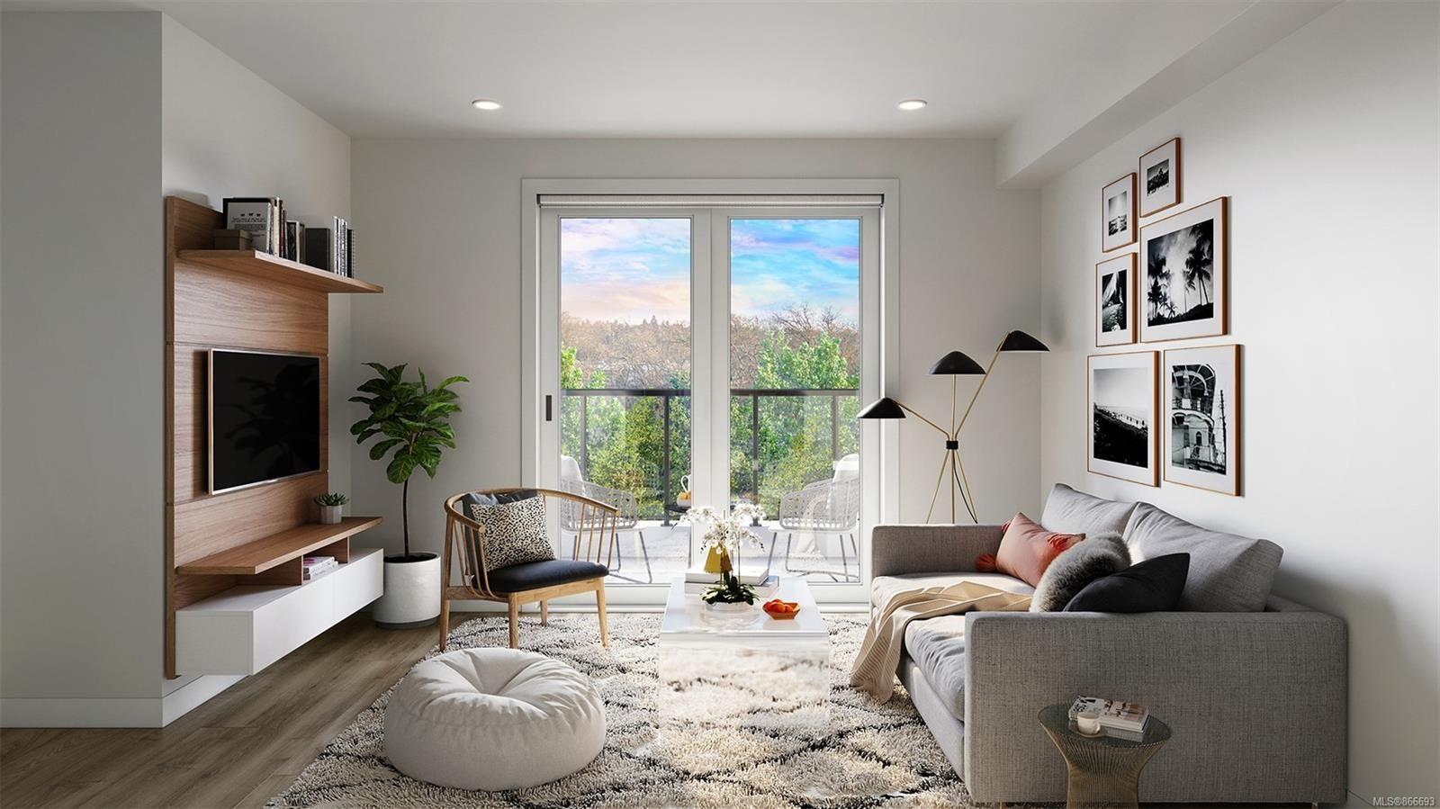 Main Photo: 311 1301 Hillside Ave in : Vi Oaklands Condo for sale (Victoria)  : MLS®# 866693