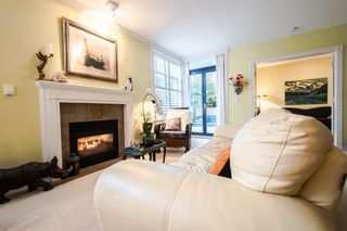 """Photo 3: 102 1725 BALSAM Street in Vancouver: Kitsilano Condo for sale in """"BALSAM HOUSE"""" (Vancouver West)  : MLS®# R2031325"""
