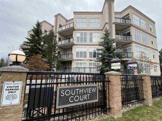 Main Photo: 467 4823 104A Street in Edmonton: Zone 15 Condo for sale : MLS®# E4225298