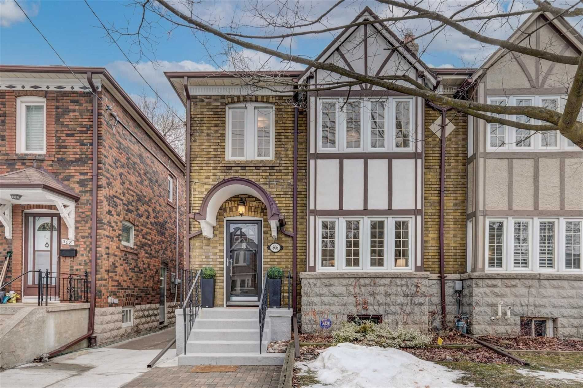 Main Photo: 306 Fairlawn Avenue in Toronto: Lawrence Park North House (2-Storey) for sale (Toronto C04)  : MLS®# C5135312
