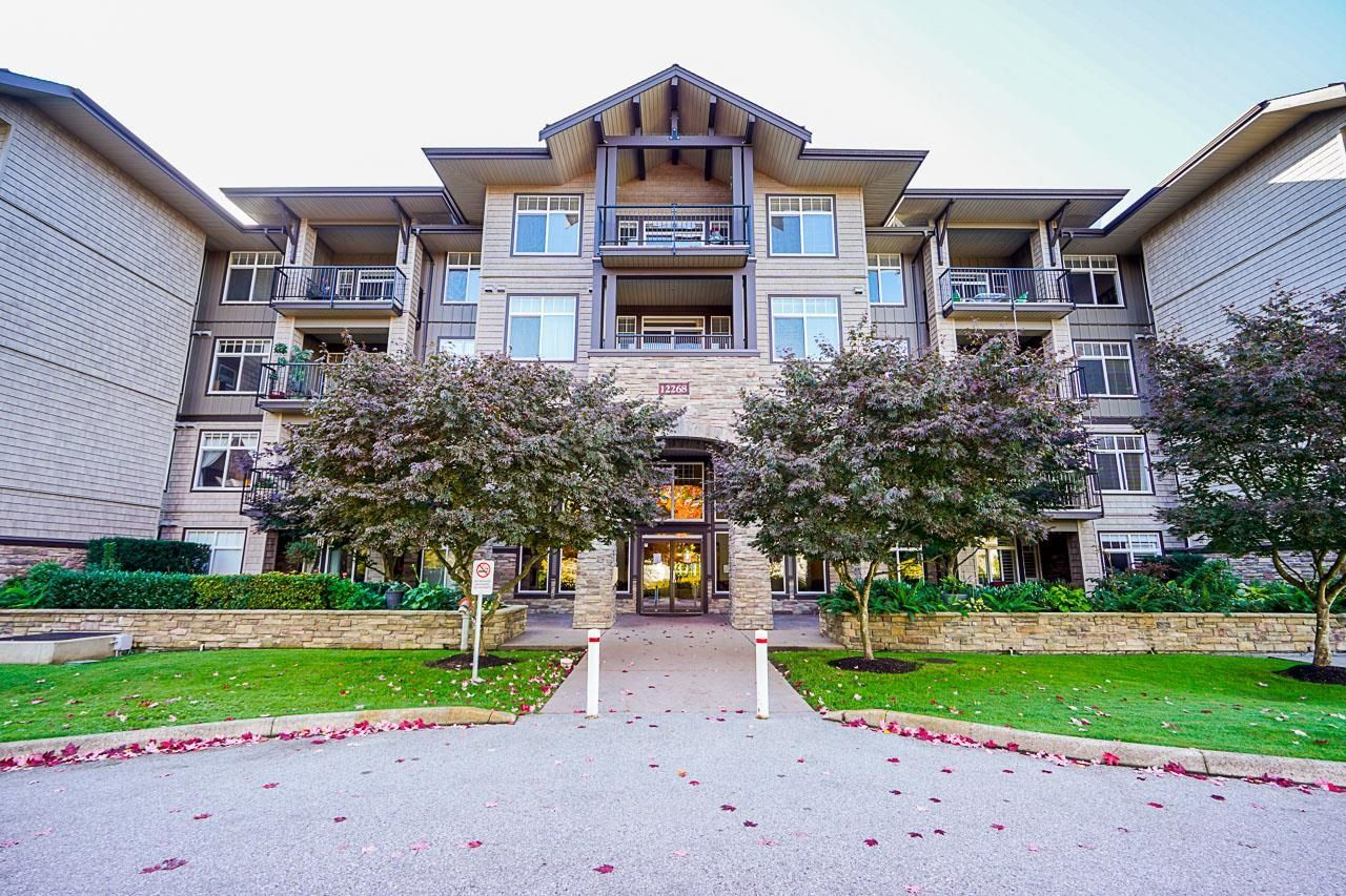 """Main Photo: 211 12268 224 Street in Maple Ridge: East Central Condo for sale in """"Stonegate"""" : MLS®# R2625241"""