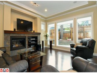 """Photo 2: 2576 163A Street in Surrey: Grandview Surrey House for sale in """"MORGAN HEIGHTS"""" (South Surrey White Rock)  : MLS®# F1108651"""
