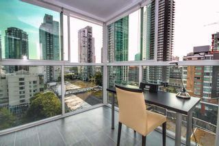 "Photo 1: 1107 1323 HOMER Street in Vancouver: Yaletown Condo for sale in ""PACIFIC POINT"" (Vancouver West)  : MLS®# R2386198"