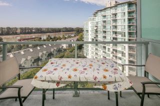 "Photo 11: 1002 2763 CHANDLERY Place in Vancouver: Fraserview VE Condo for sale in ""RIVER DANCE"" (Vancouver East)  : MLS®# R2095895"