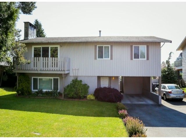 Main Photo: 9134 PRINCE CHARLES Boulevard in Surrey: Queen Mary Park Surrey House for sale : MLS®# F1323498