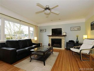 Photo 2: 3211 Browning St in VICTORIA: SE Cedar Hill House for sale (Saanich East)  : MLS®# 658203