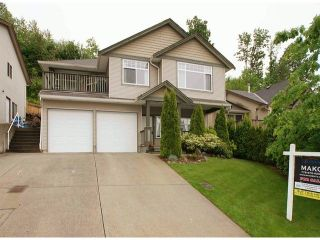 Photo 1: 3278 GOLDSTREAM DR in Abbotsford: Abbotsford East House for sale : MLS®# F1413404