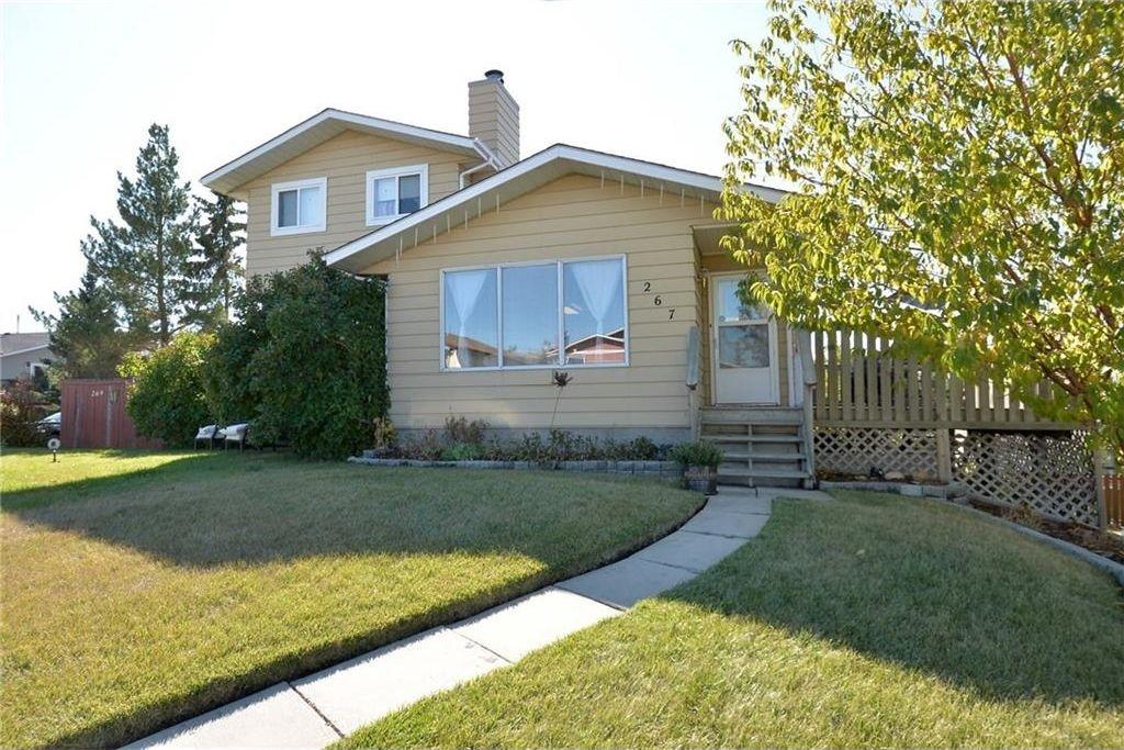 Main Photo: 267 GLENPATRICK Drive: Cochrane House for sale : MLS®# C4139469