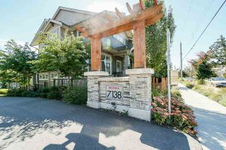 """Photo 1: 81 7138 210 Street in Langley: Willoughby Heights Townhouse for sale in """"Prestwick"""" : MLS®# R2538153"""