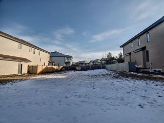 Photo 1: 5505 MCLUHAN Bluff in Edmonton: Zone 14 Vacant Lot for sale : MLS®# E4246784