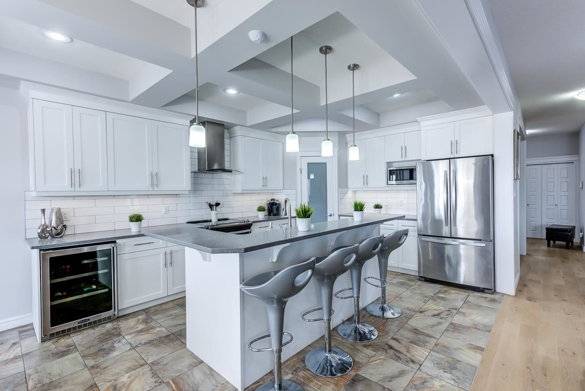 Main Photo: 1307 158 Street in Edmonton: Zone 56 House for sale : MLS®# E4246337