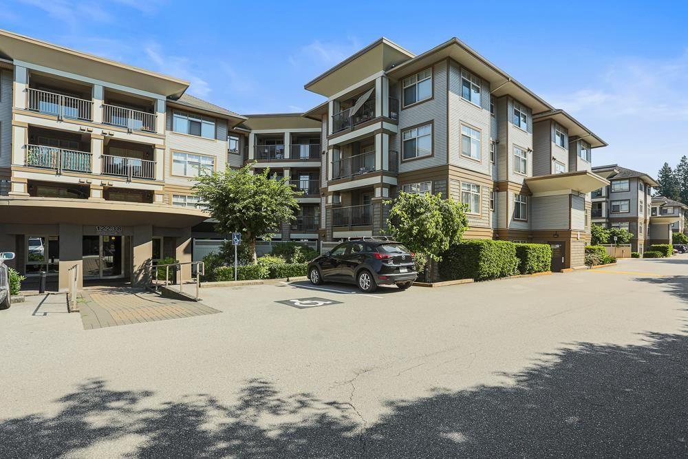 "Main Photo: 118 12238 224 Street in Maple Ridge: East Central Condo for sale in ""URBANO"" : MLS®# R2610162"