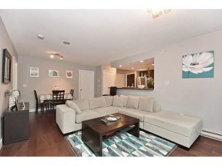 """Photo 3: 202 125 MILROSS Avenue in Vancouver: Mount Pleasant VE Condo for sale in """"CREEKSIDE"""" (Vancouver East)  : MLS®# V1142300"""