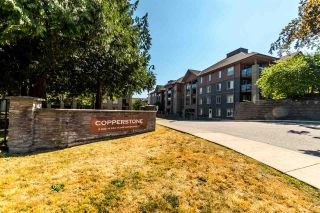 "Photo 1: 2208 244 SHERBROOKE Street in New Westminster: Sapperton Condo for sale in ""COPPERSTONE"" : MLS®# R2189493"