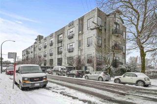 """Photo 1: 305 2001 WALL Street in Vancouver: Hastings Condo for sale in """"CANNERY ROW"""" (Vancouver East)  : MLS®# R2538241"""
