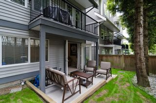 """Photo 25: 3 20589 66 Avenue in Langley: Willoughby Heights Townhouse for sale in """"Bristol Wynde"""" : MLS®# F1414889"""