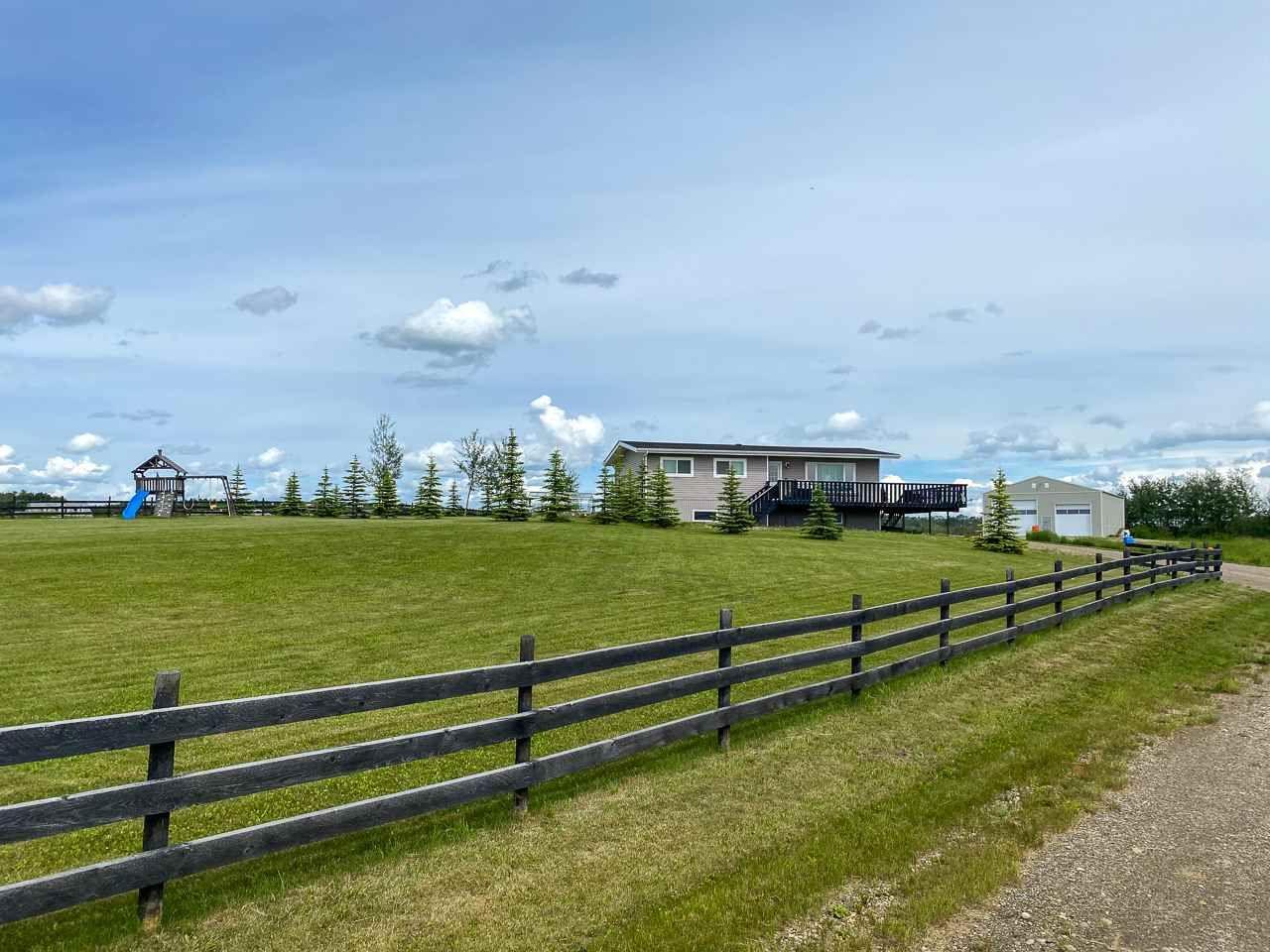 Main Photo: 7891 269 Road in Fort St. John: Fort St. John - Rural W 100th House for sale (Fort St. John (Zone 60))  : MLS®# R2472000