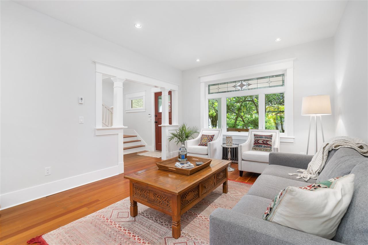 Photo 8: Photos: 849 DURWARD Avenue in Vancouver: Fraser VE House for sale (Vancouver East)  : MLS®# R2584821