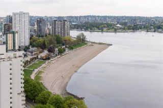 """Photo 1: 2201 2055 PENDRELL Street in Vancouver: West End VW Condo for sale in """"PANORAMA PLACE"""" (Vancouver West)  : MLS®# R2587547"""